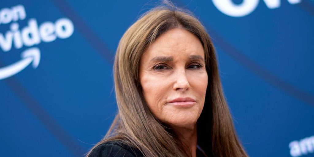 Caitlin Jenner announces her candidacy for California governor