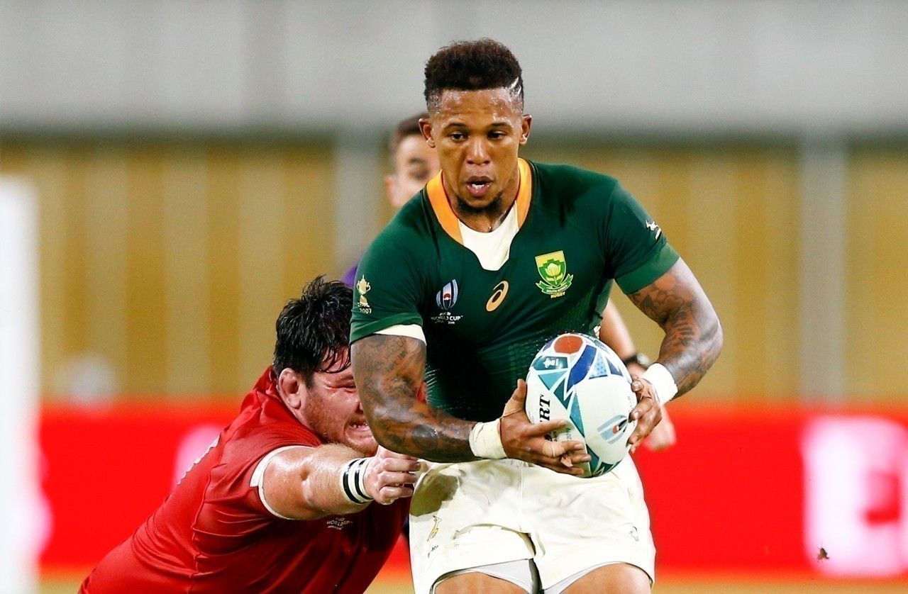 Elton Gantges, the inaugural South African player, will settle in Pau in the coming days.