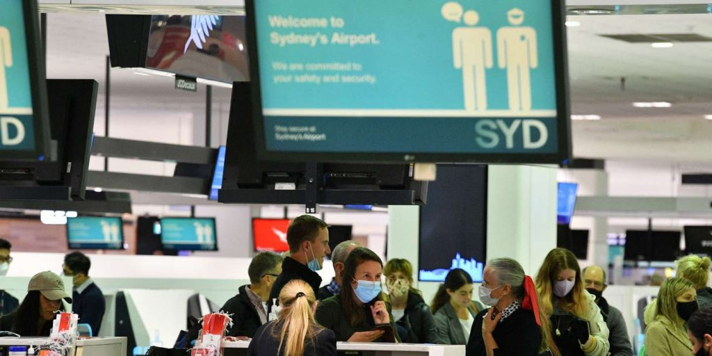 """New Zealand suspends """"travel bubble"""" with Australia"""