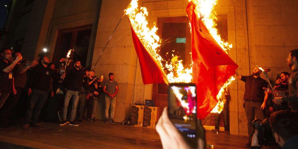 After Biden confessed, Turkey united in denial
