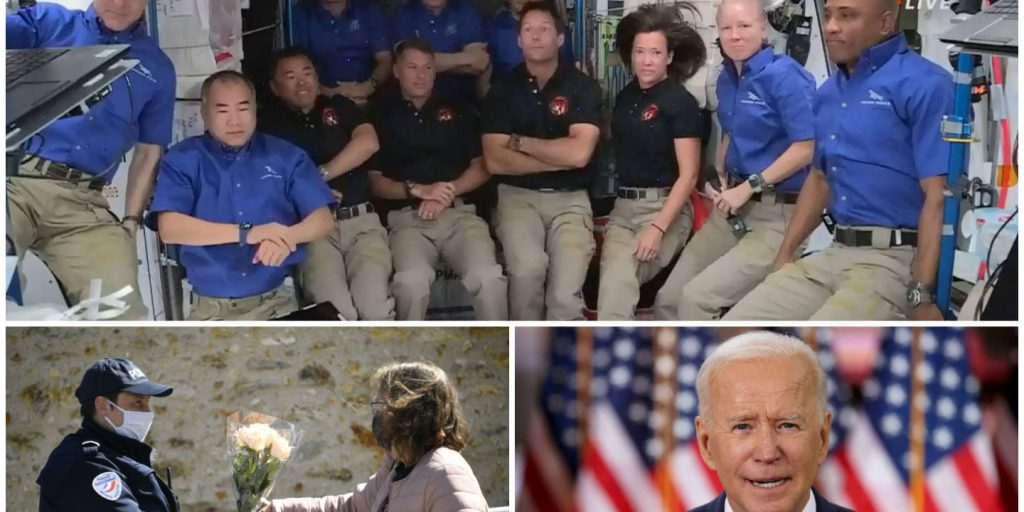 SpaceX, Covid-19 in India, the Armenian Genocide that Biden admitted ... the five things to remember from the weekend