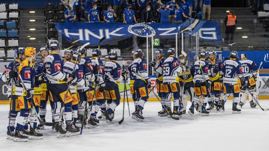 5 reasons why EV Zug is ready to win the championship