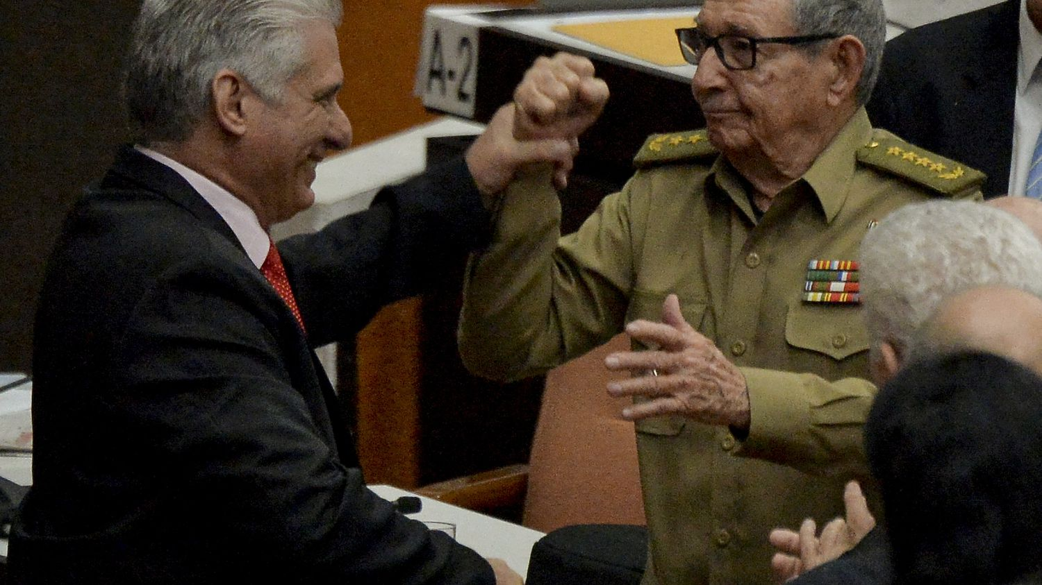 A page of history turns as Raul Castro bid farewell