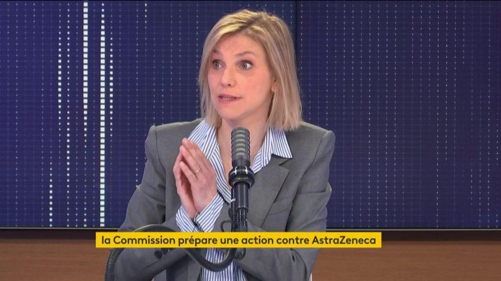 "Agnes Panier Ronacher criticizes ""a quarter of the generals in Charentes who call for an uprising"""