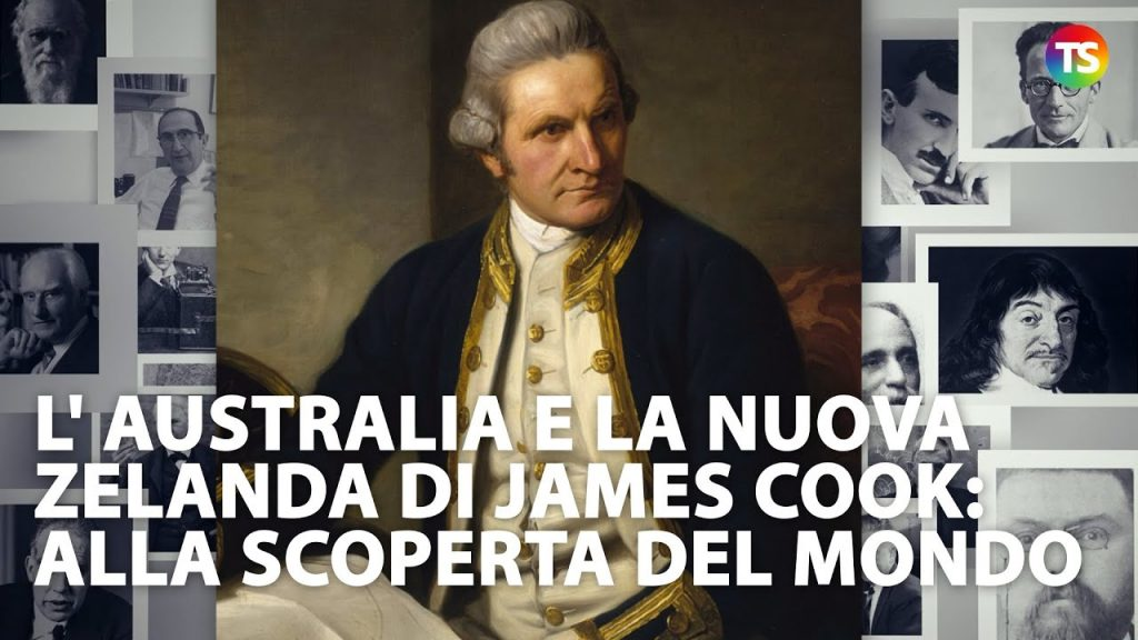 Australia and New Zealand by James Cook: Discovering the World