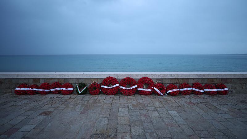 Australia and New Zealand commemorate the Gallipoli victims