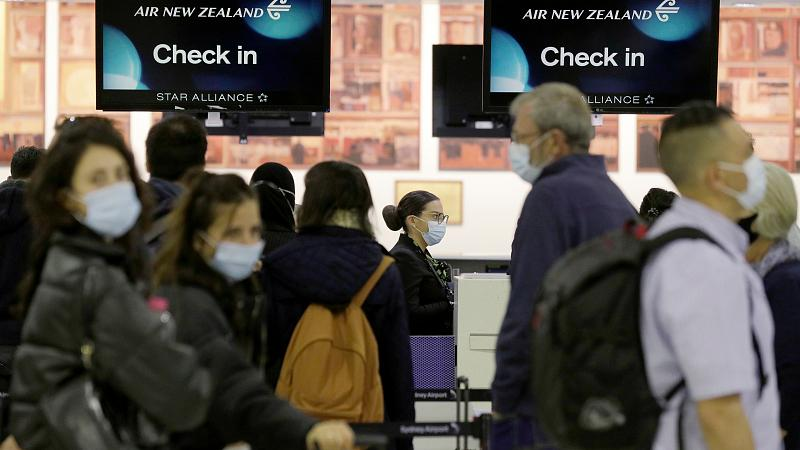 Australia and New Zealand reopen non-quarantine flights