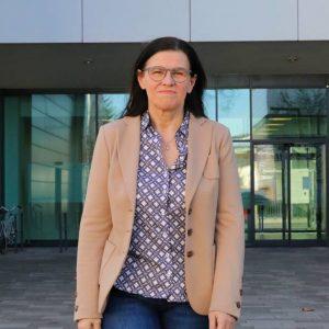 Barbara Katarius, professor of midwifery science in Saarbrucken