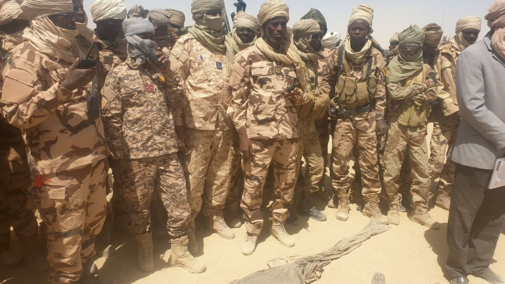 Behind the death of President Idriss Déby, the Islamic Action Front rebels came from Libya
