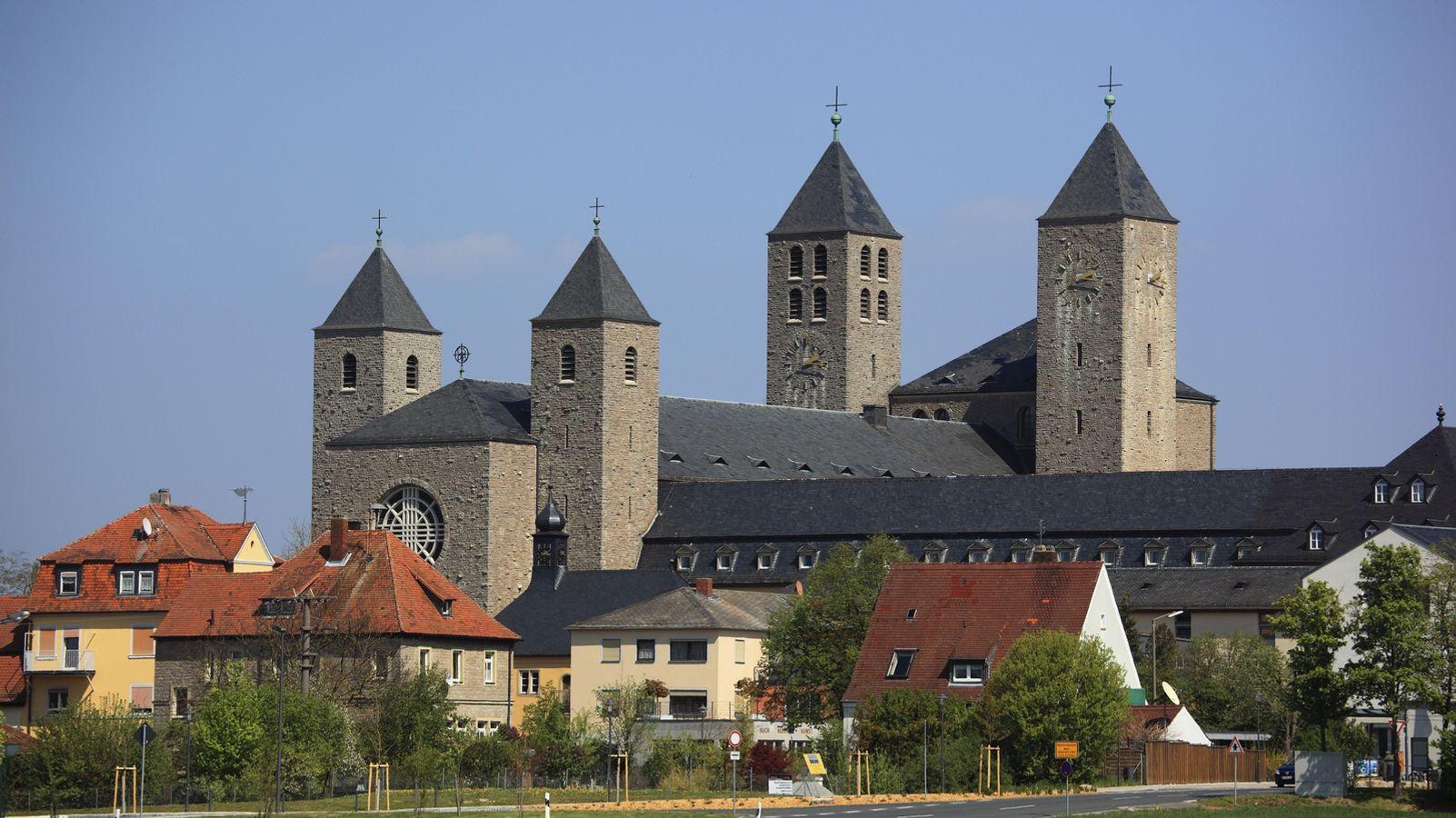 Corona bar in Lower Franconia: Münsterischwarzach under quarantine