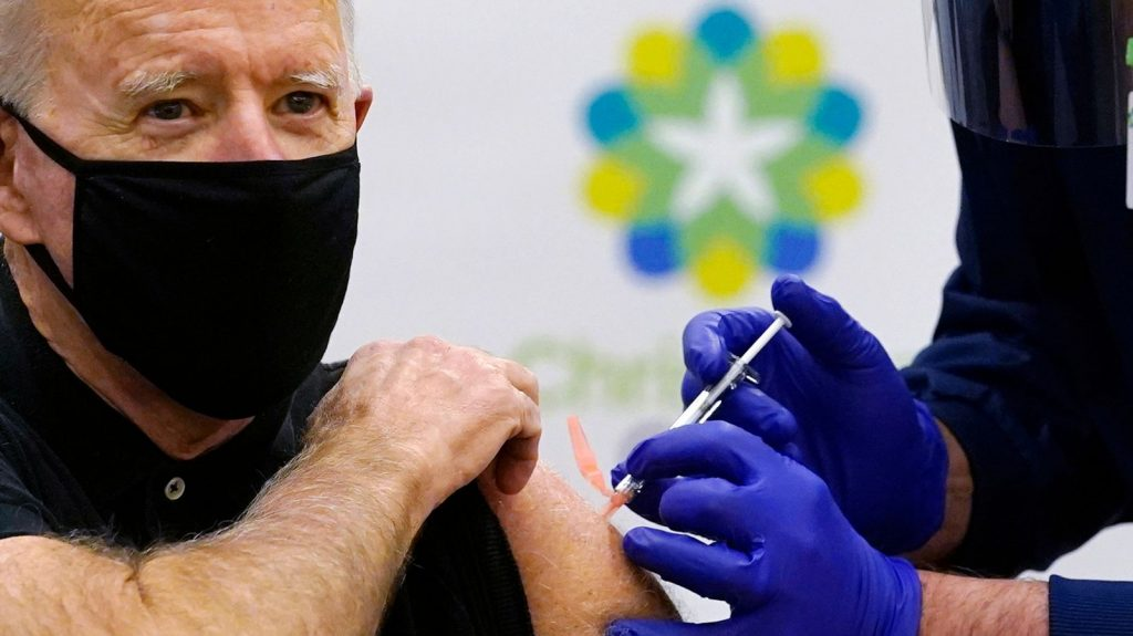 Corona tape: More than 90 million US citizens have been fully vaccinated