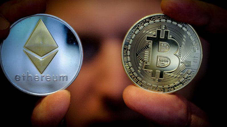 Cryptocurrency market cap exceeded $ 2 trillion for the first time