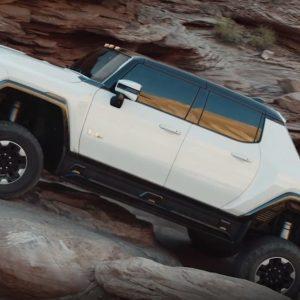 GM says a Chevrolet Silverado electric truck will follow the Hummer EV