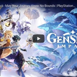 Genshin Impact is coming to PlayStation 5 this spring