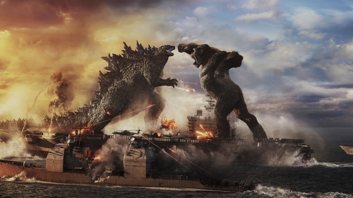 """Godzilla vs. Kong"" Corona's Hit in Cinema: Facing Monsters - Culture"