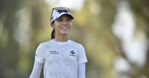 Golf - LPGA - Lydia Ko wins the Lotte Championship