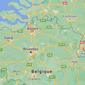 In Antwerp, a young participant at an underground party killed himself while trying to escape from the police