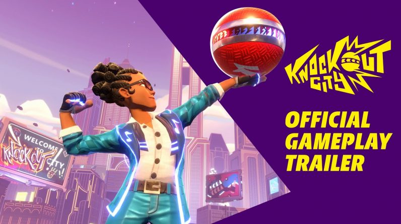Knockout City: Crossplay Beta in action! - The most important information