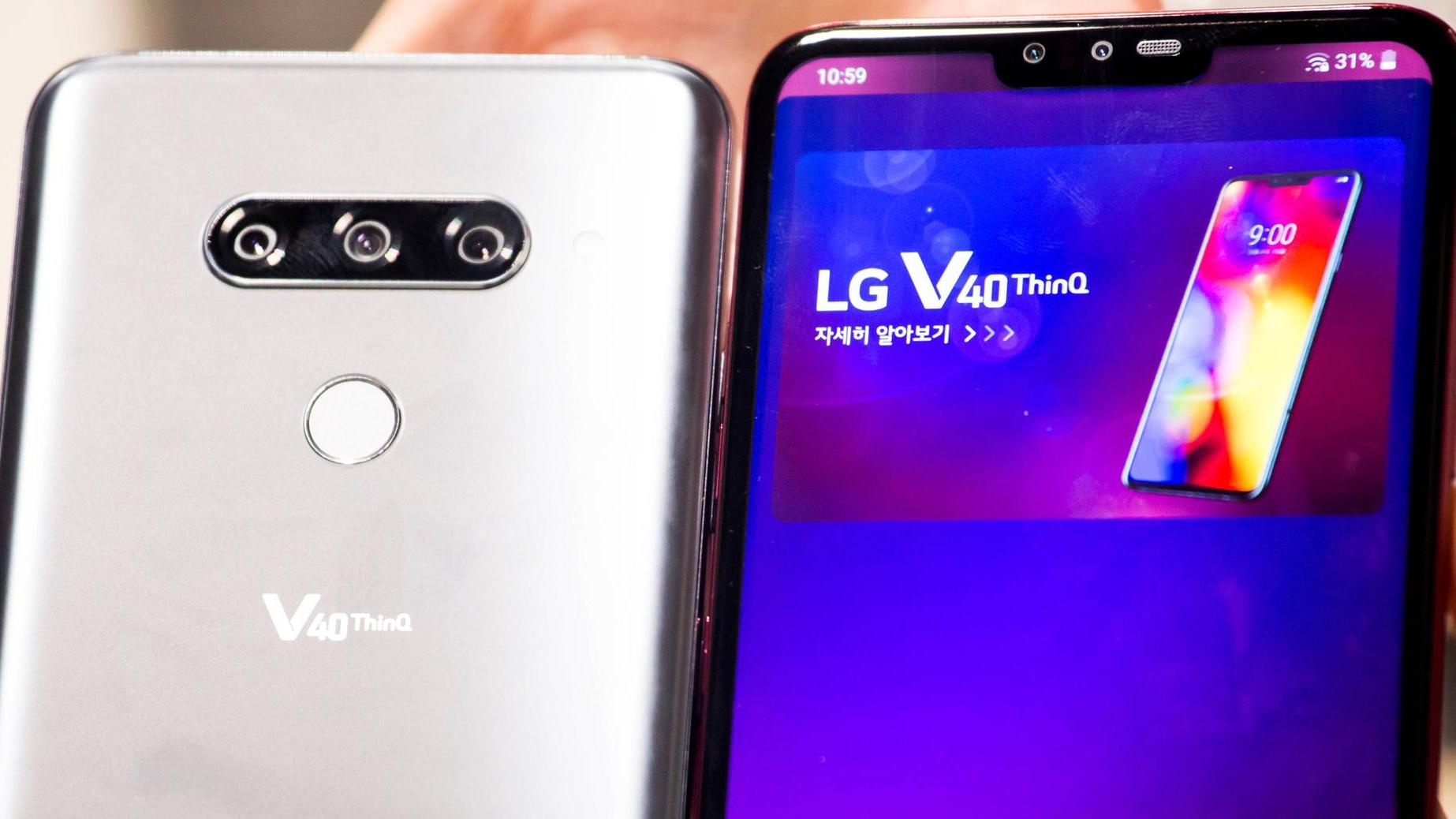 LG electronics manufacturer has pulled out of the smartphone business