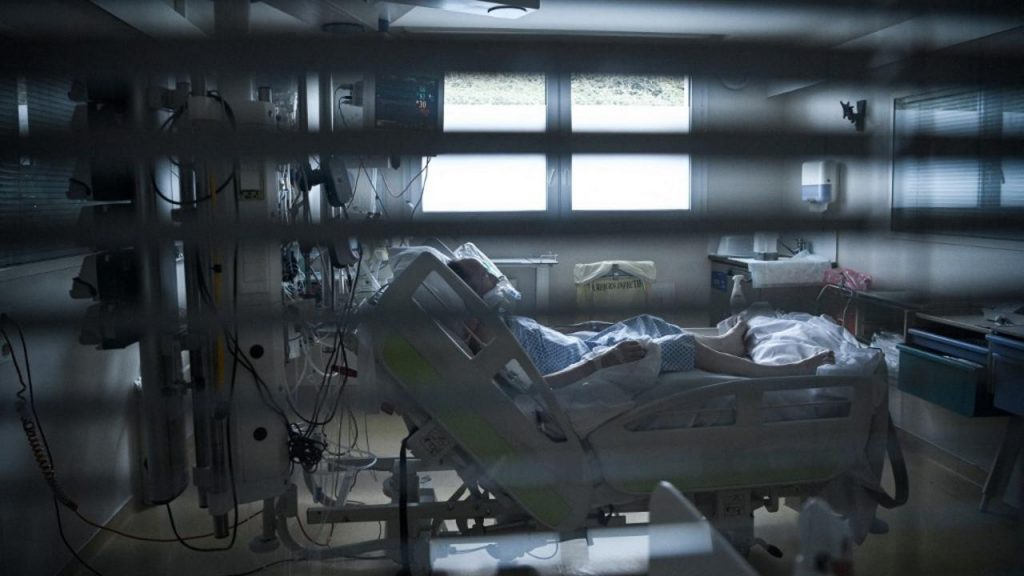 LIVE - Covid-19: 30,789 French people remain in hospital, 5,893 patients in intensive care