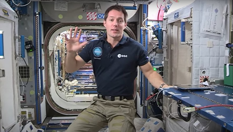 No bath, no bed, no laundry ... Discover the strange life that awaits Thomas Pisquet in space