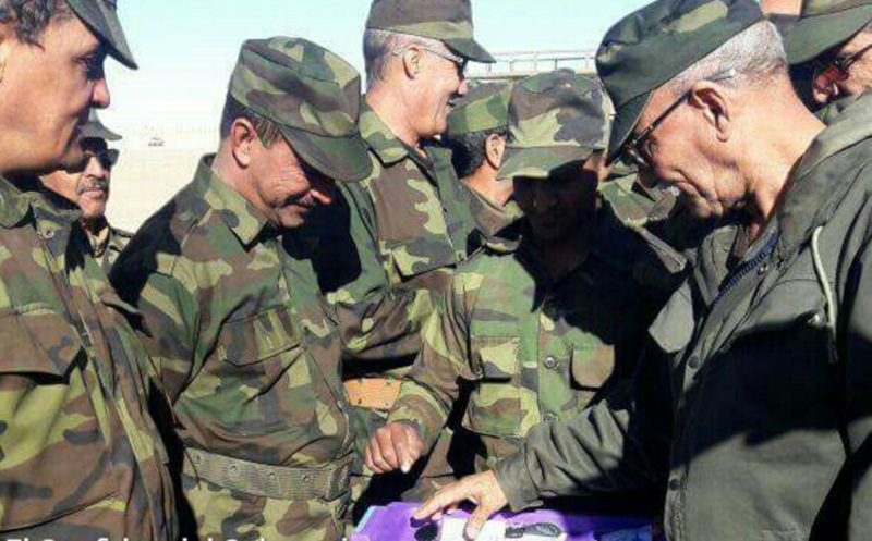 Polisario lost a second officer wounded during the bombing of the Royal Army