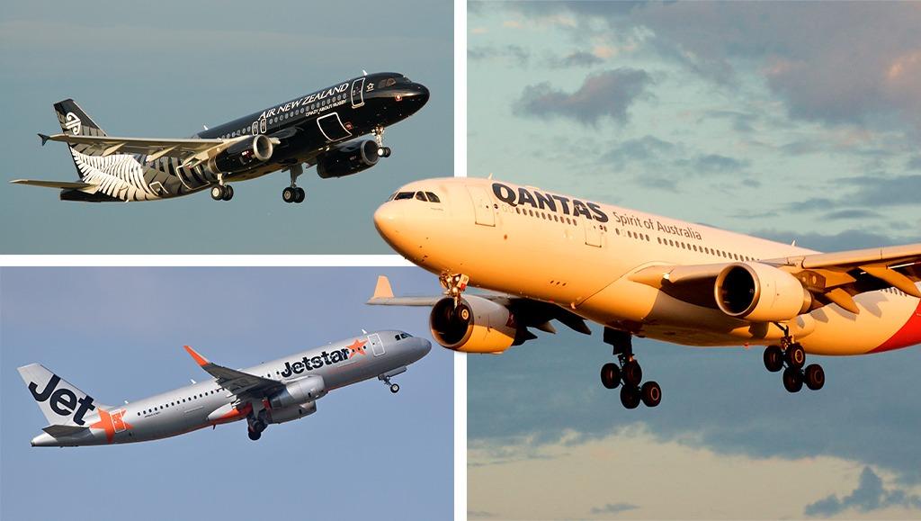 Qantas lands in New Zealand after 12 months