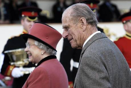 Queen Elizabeth II remembers Prince Philip as a world traveler