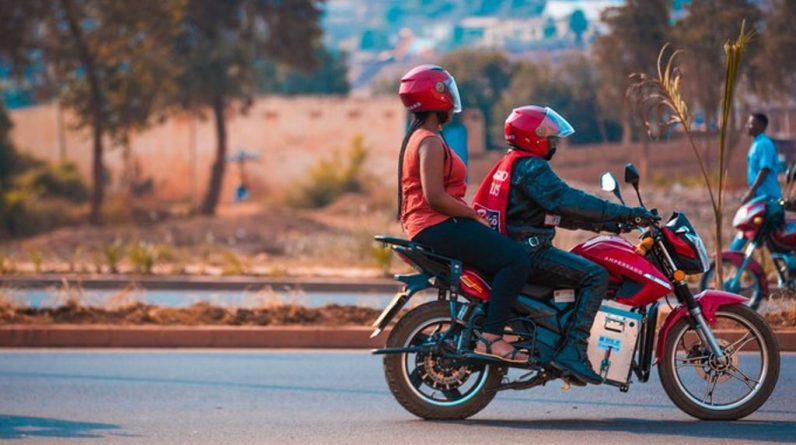 RWANDA : Ampersand lève 3,5 M$ pour augmenter sa flotte de motos électriques © Ampersand