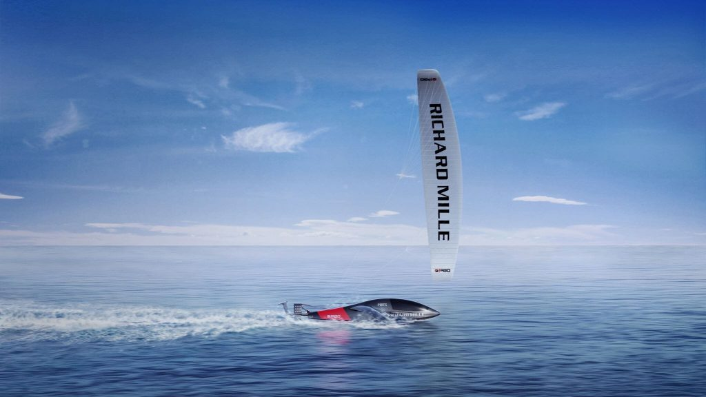 Richard Mille and SP80, together for the world record for fast sailing