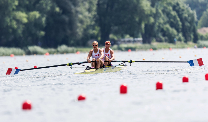 Rowing - European Leagues: Overview of the French National Team