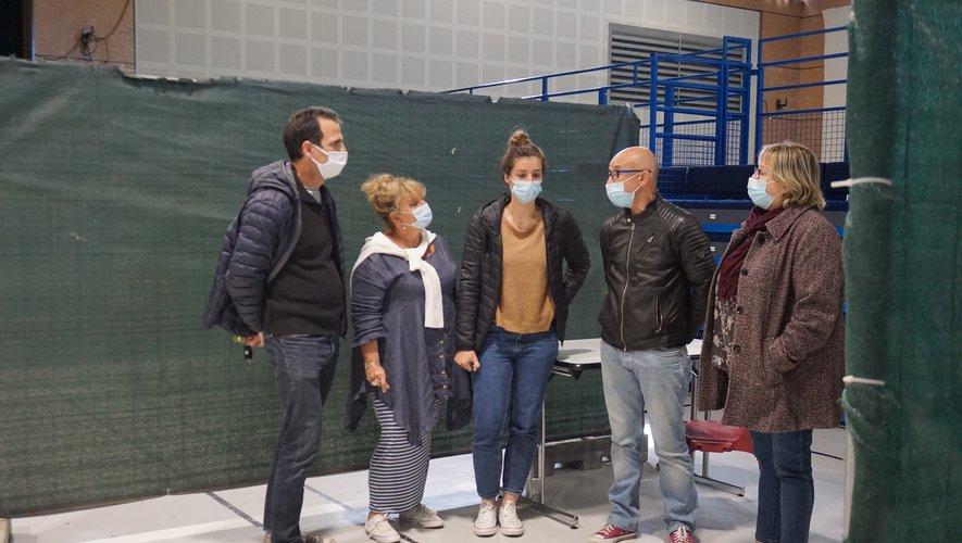 The Argelès-sur-Mer vaccination center moves to Carrère