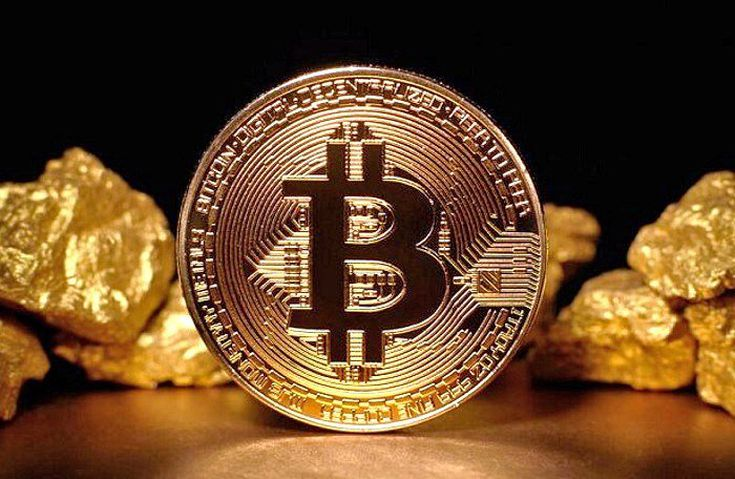 The markets, gold and Bitcoin can all go hand in hand