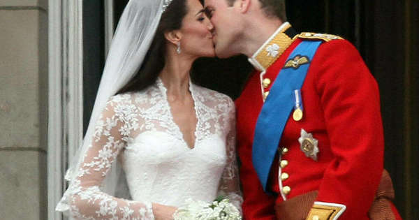 The most beautiful moments of William and Kate