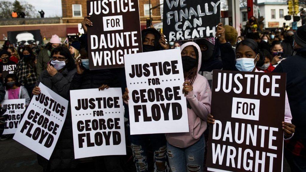 """""""This ruling is a step in the fight against racist police violence."""""""