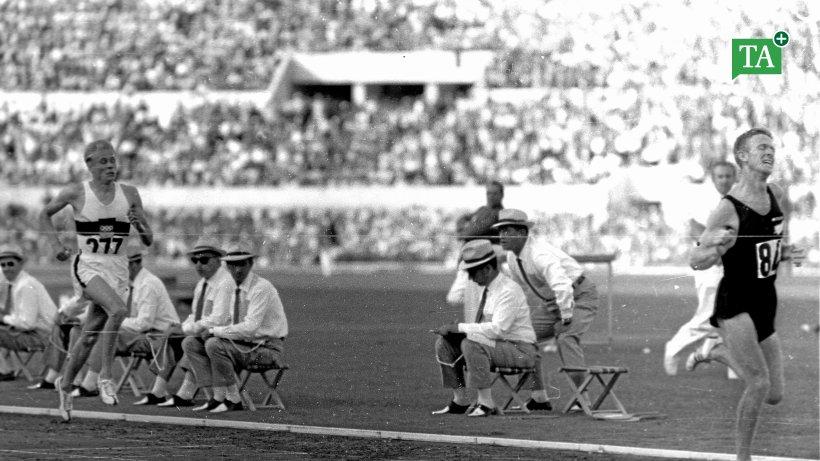 Thuringian brilliant runner Hans Grodotsky turns 85 |  Sports