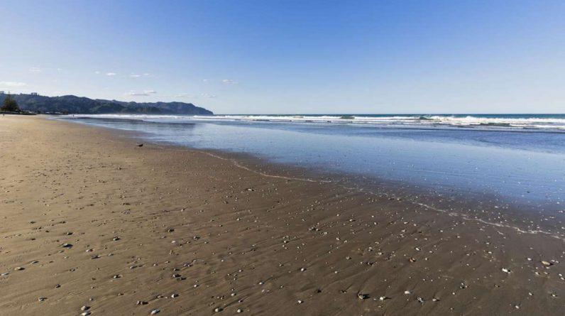 Die Frau überlebte den Angriff am Waihi Beach in Neuseeland nicht. Foto: imago images/Westend61/Fotofeeling