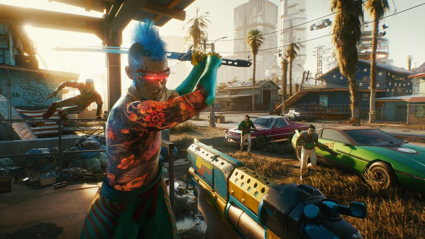 With Cyberpunk 2077, CD Projekt expects record profits for 2020 - News