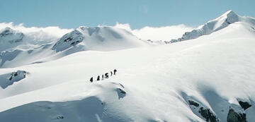Snow Mountains in The Lord of the Rings: Companions