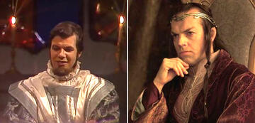 The Lord of the Rings in Comparison: Elrond