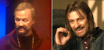 The Lord of the Rings in Comparison: Boromir