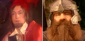 The Lord of the Rings in Comparison: Gimli