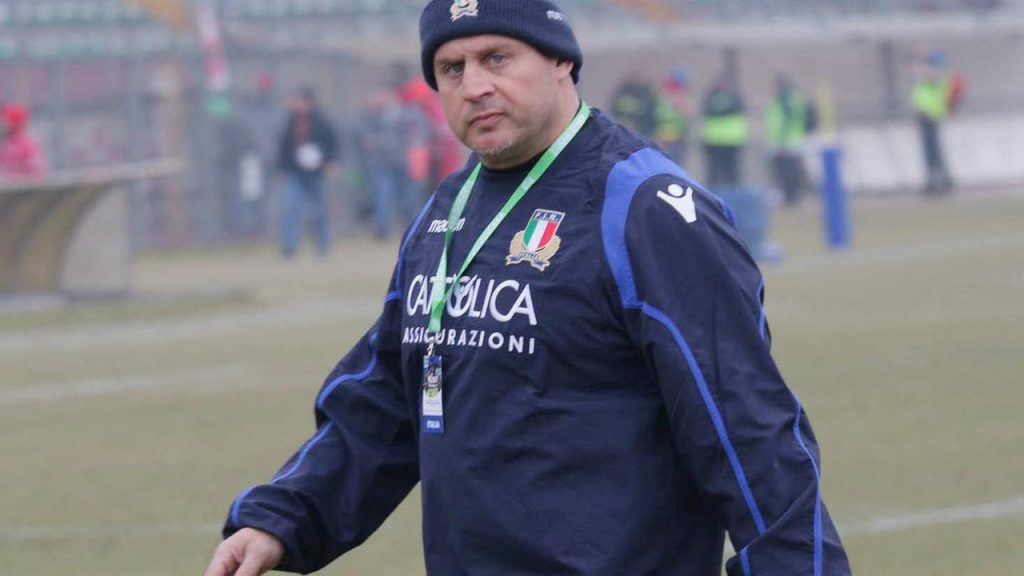 The Italian oval ball speaks from Mantua: Moretti will lead the forwards