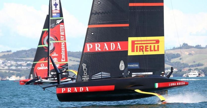 Omega America's Cup Double Commitment: Official Timekeeper and New Zealand Partner