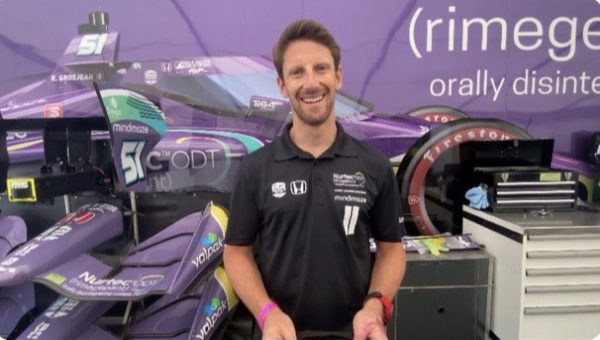 ROMAIN GROSJEAN will discover all-around leadership at the end of August in the portal