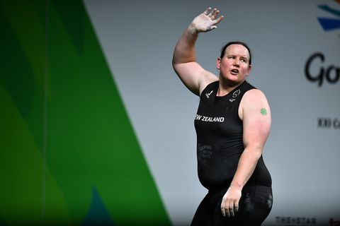 2021 Olympics, who was Laurel Hubbard the first female ...