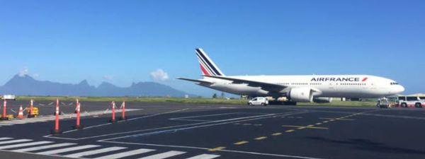 Air France cargo flights