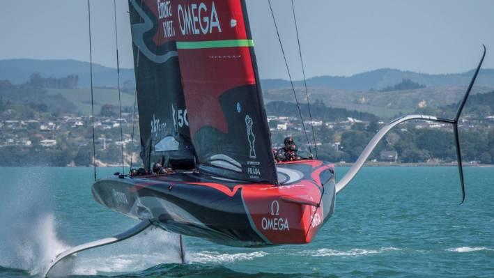 America's Cup, New Zealand team did not cheat on public money