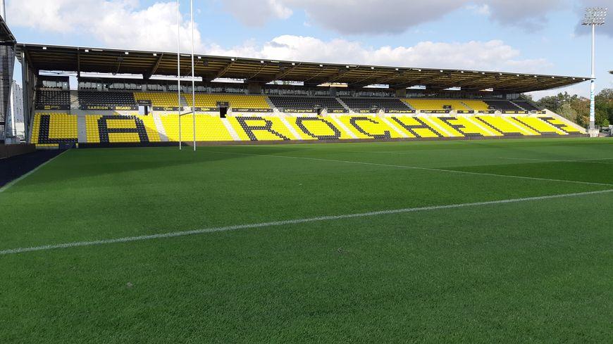 Stade Marcel Deflandre à La Rochelle