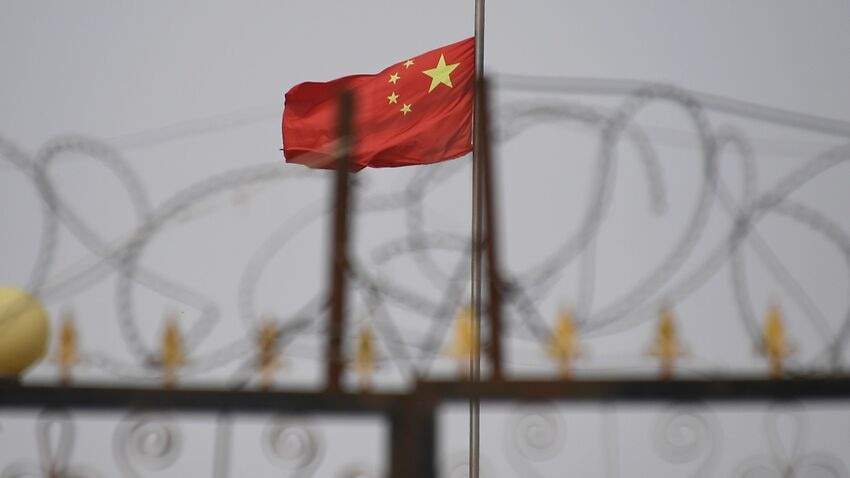 China warns the United Nations countries not to participate in the Xinjiang crackdown next week